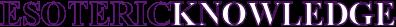esotericknowledge-logo11