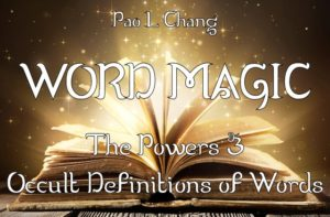 Picture of the book Word Magic